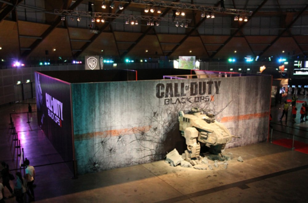 Call of Duty: Black Ops II - EB Expo 2012