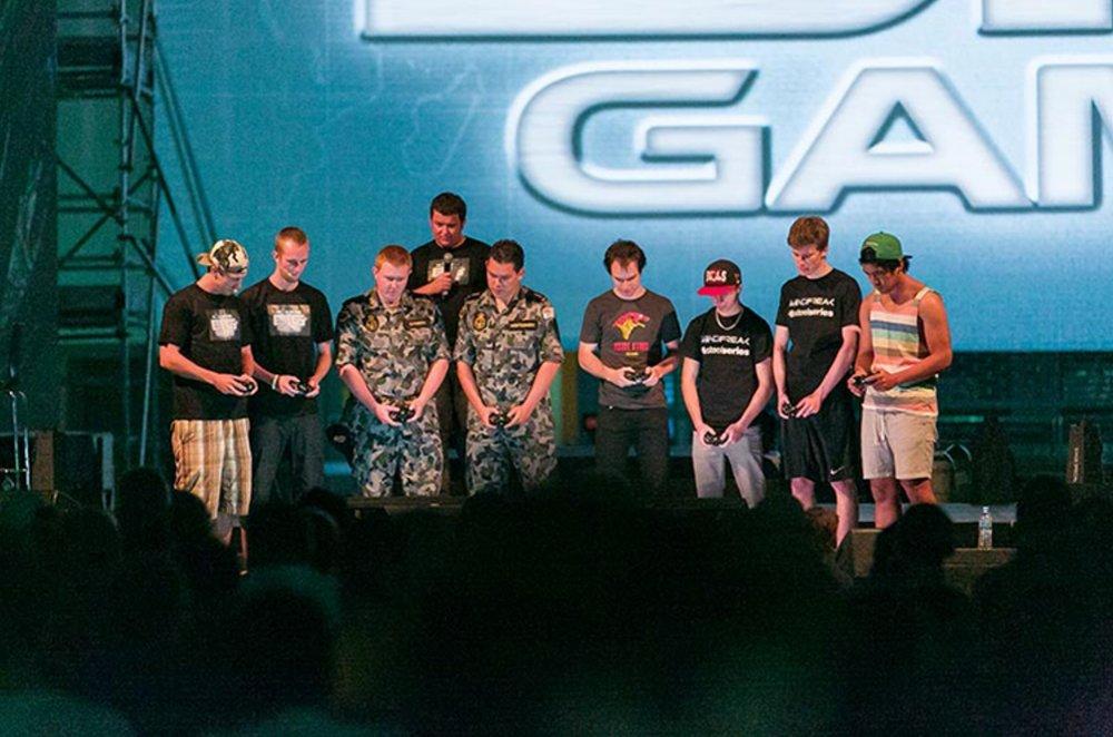 Navy Big Game - EB Expo 2012