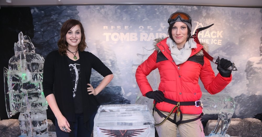 Rise of the Tomb Raider, 2015
