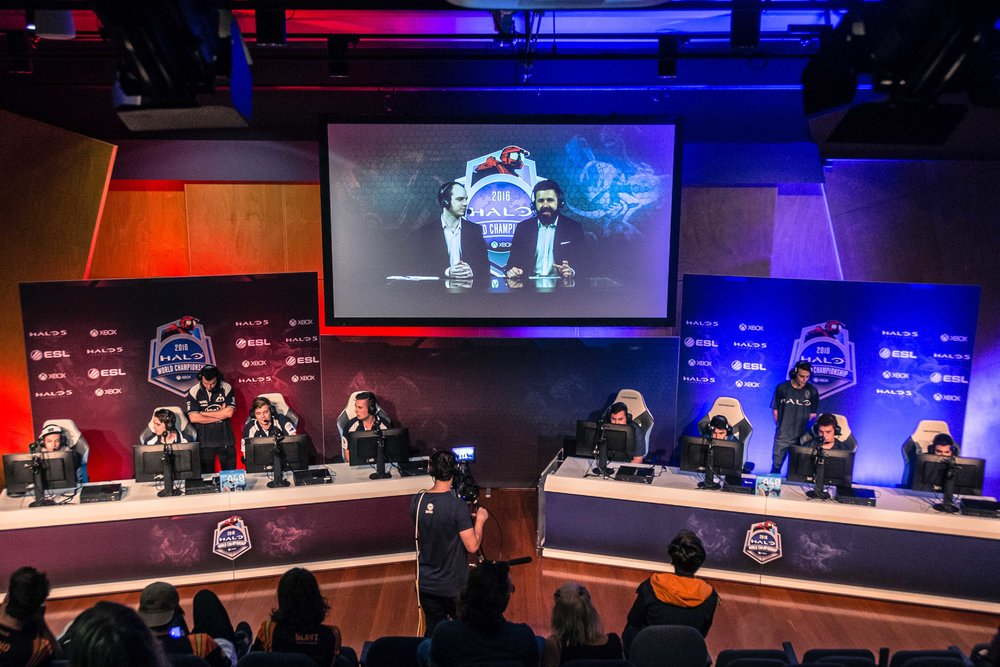 Halo World Championship - 2016