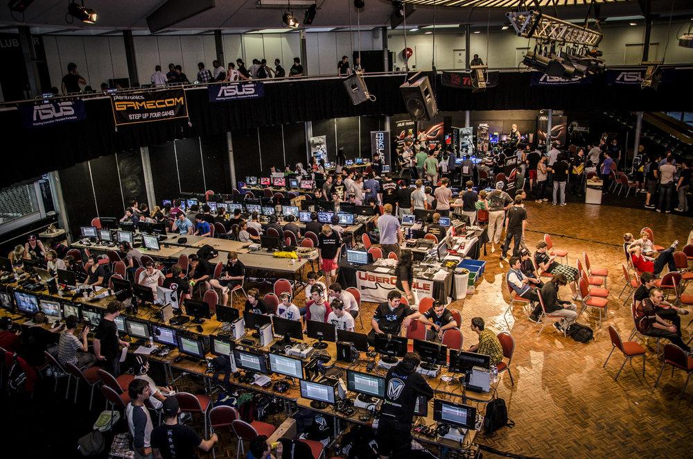 Australian Cyber League - 2011