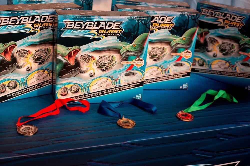 Beyblades Championship 2018