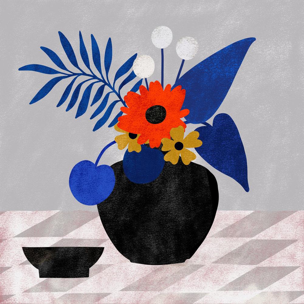 Illustration by Carmi Grau