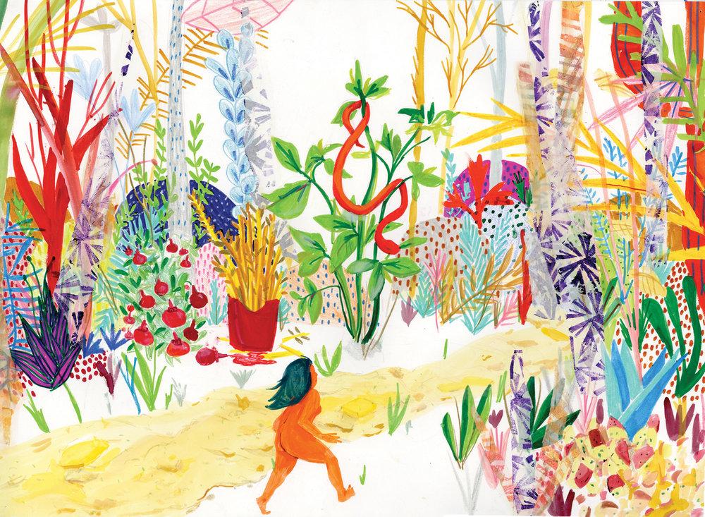 Illustration by Tiffany Jan