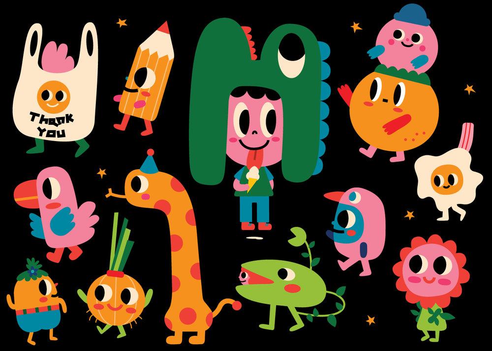 Illustration by Uijung Kim