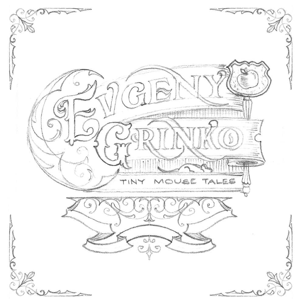Evgeny Grinko Process Sketch by Jason Carne