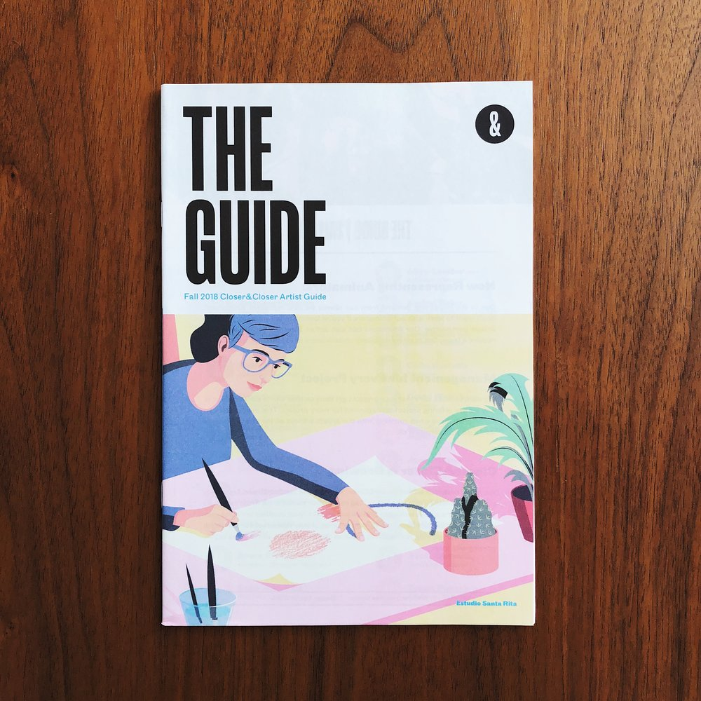 Request An Artist Guide - Get the latest artist guide shipped to you for free. It features the work of the top illustrators from around the planet. Shipping to the US only.