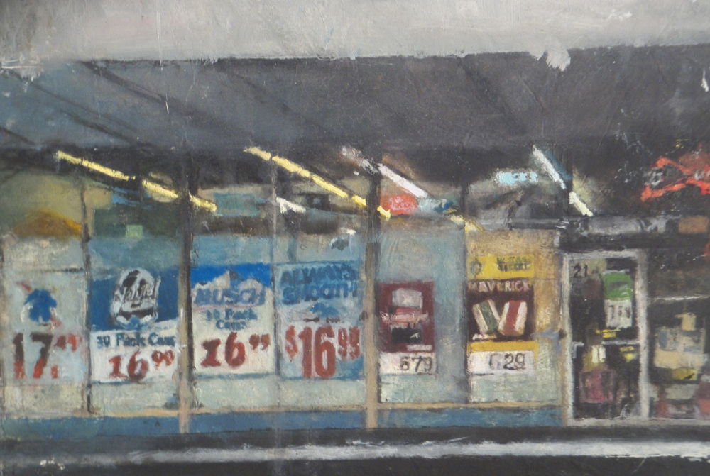 Untitled Liquor Store (detail)
