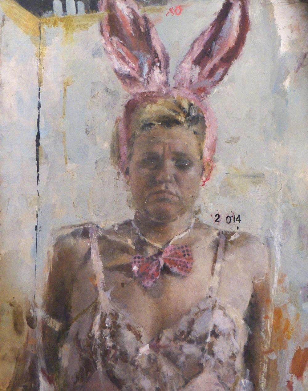 Playboy Self-Portrait