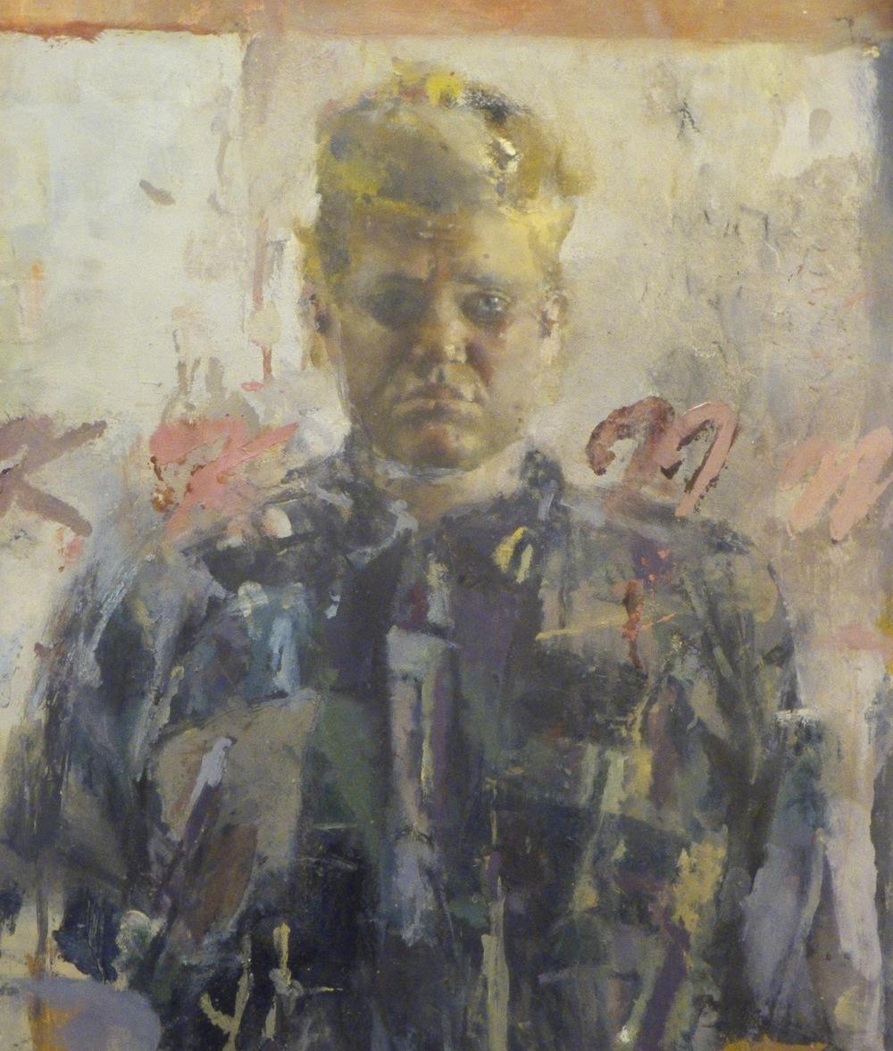 Tuesday Self-Portrait
