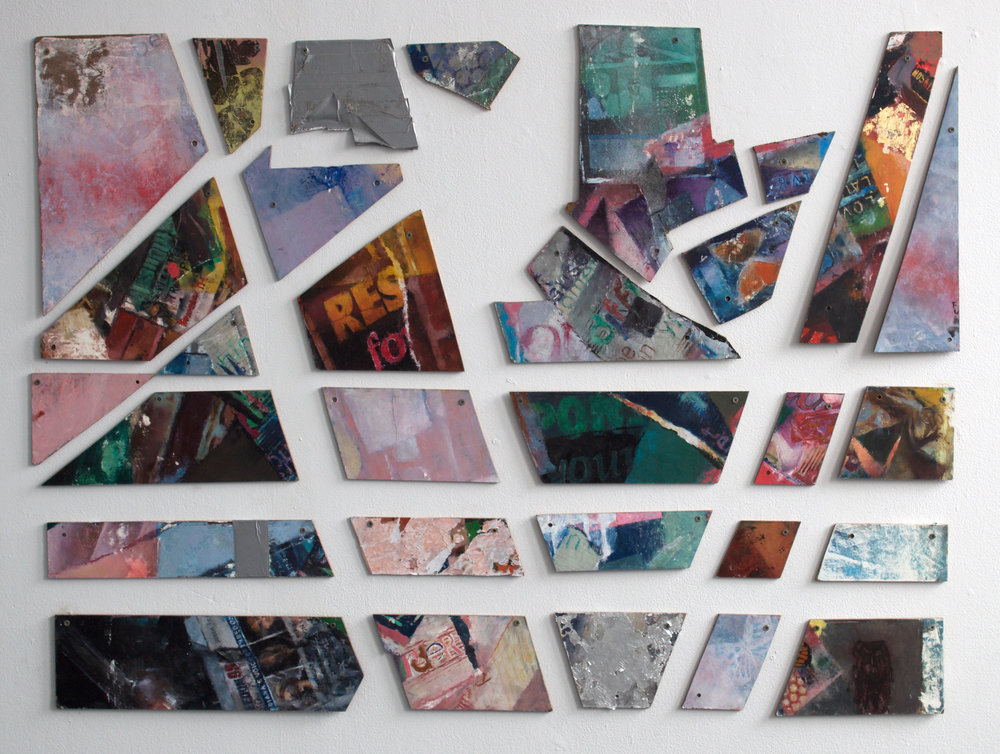 Fragmented Still Life