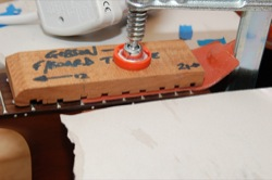 Fingerboard Removal in Guitar Repair