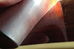 Acoustic instrument neck set