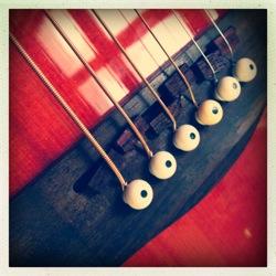 Intonation guitar