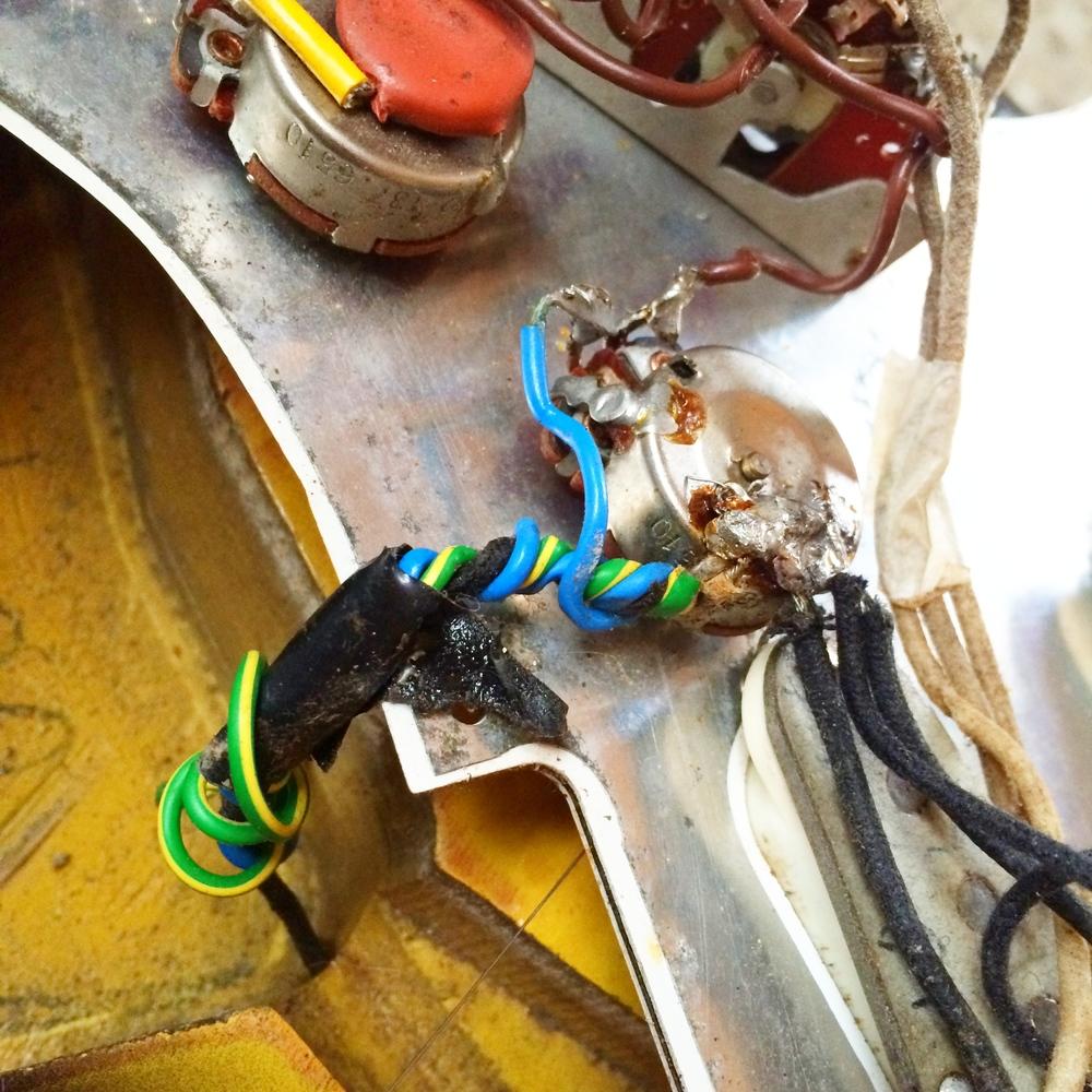 Electrical flex wire