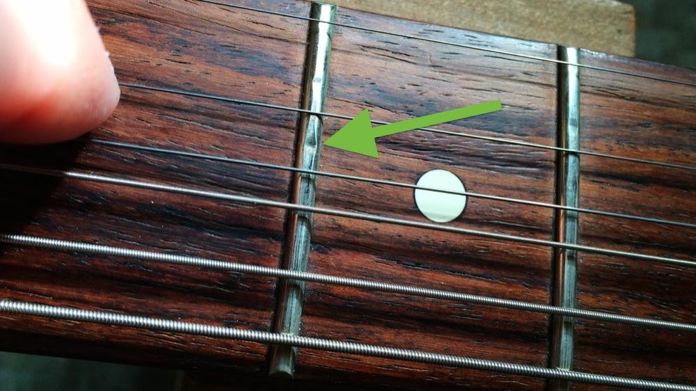 Fret Work - Levels and Refrets — Haze Guitars
