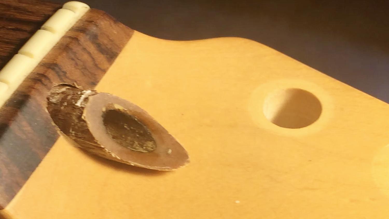Fender Bi-Flex Truss Rod Nut Repair — Haze Guitars