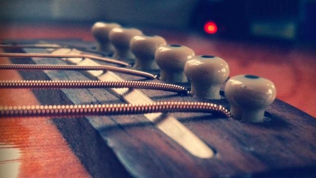Acoustic Guitar Tone And String Break Angle Haze Guitars