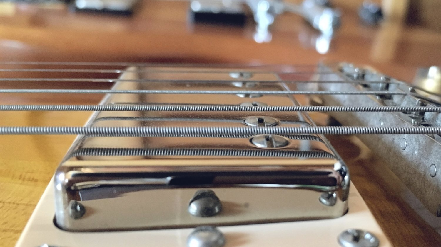 Problems Due To Pickup Height Haze Guitars