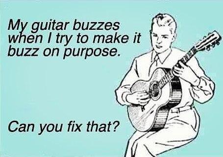 Ha. Repairers get it.