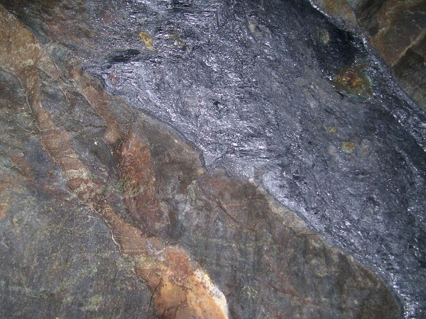 RS Mines - The Queen's Mine - high purity carbon, crystalline vein graphite