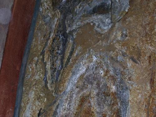 Crystalline vein graphite