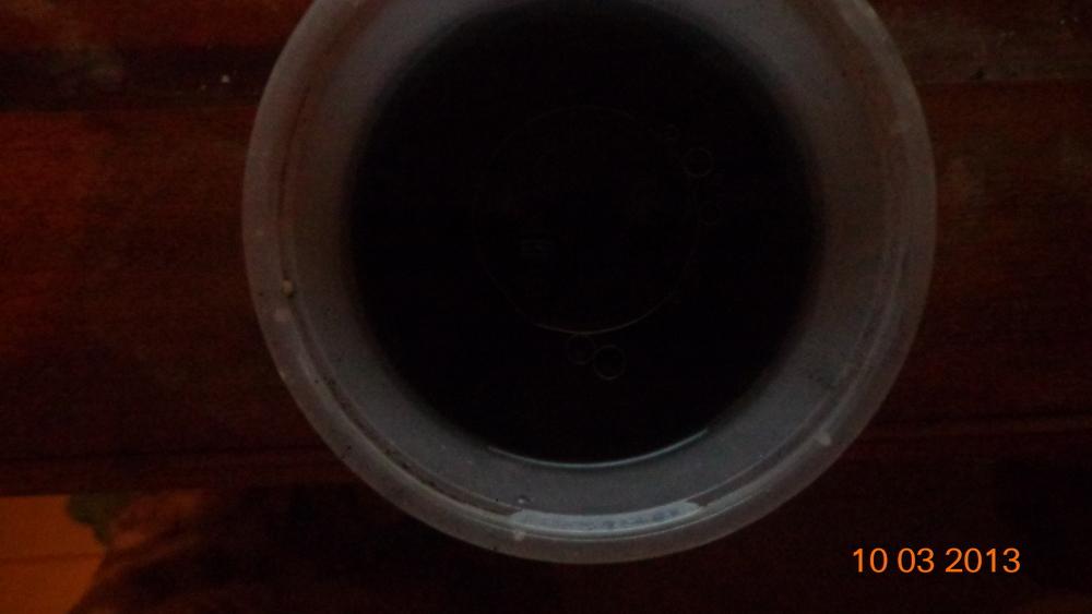 Graphene oxide liquid