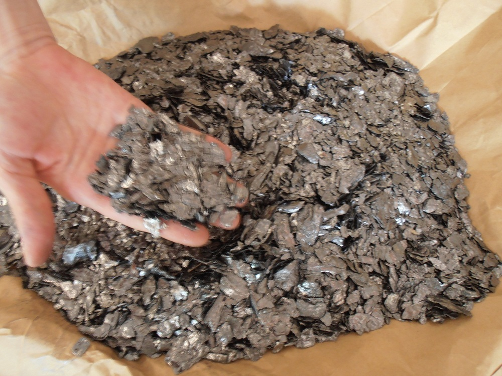 RS Mines - The Queen's Graphite Mine - highly ordered pyrolytic graphite (HOPG)