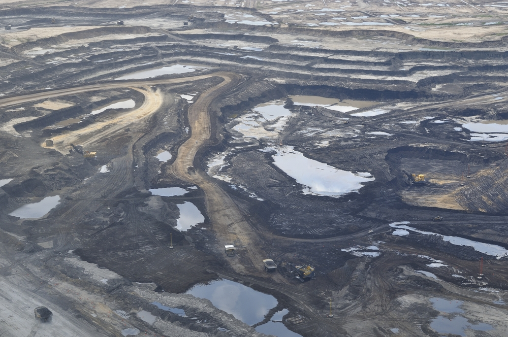 shocking effects of open pit mining