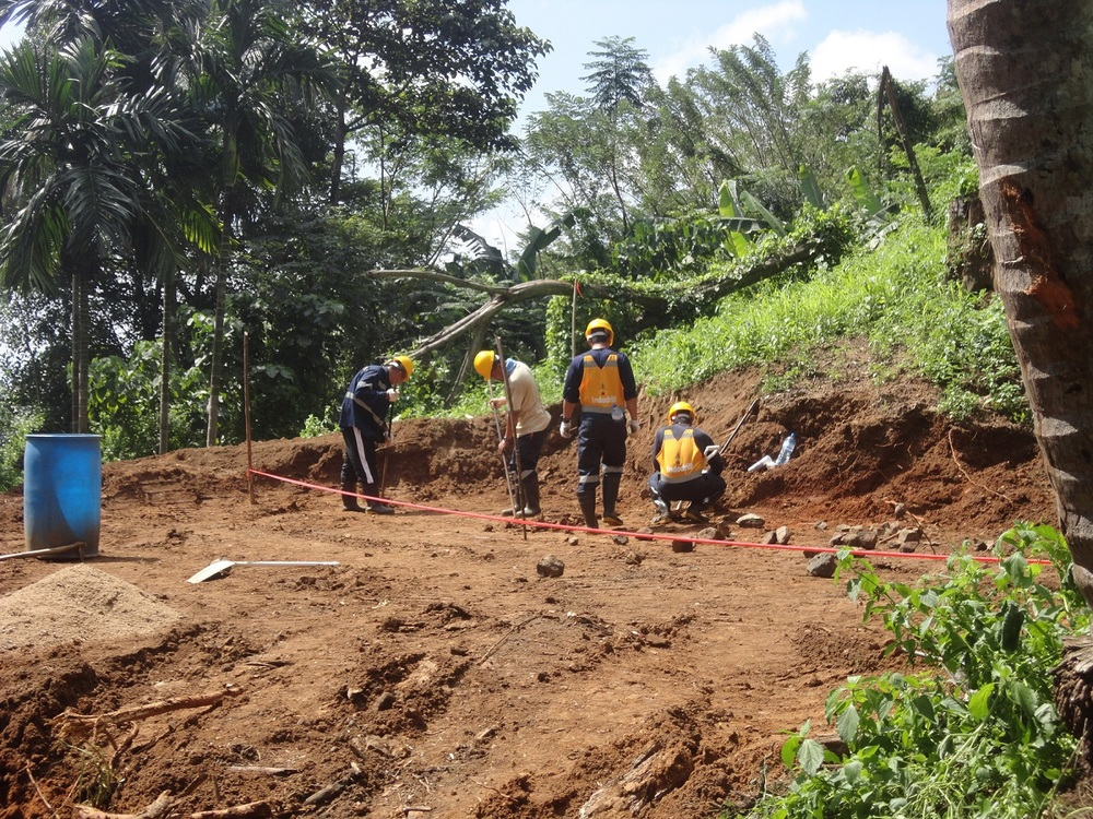 RS Mines, Bora Bora Resources, Indodrill, and SRK Consulting Complete the Second Drill Area