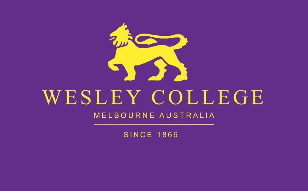 Wesley College, Melboure, Australia