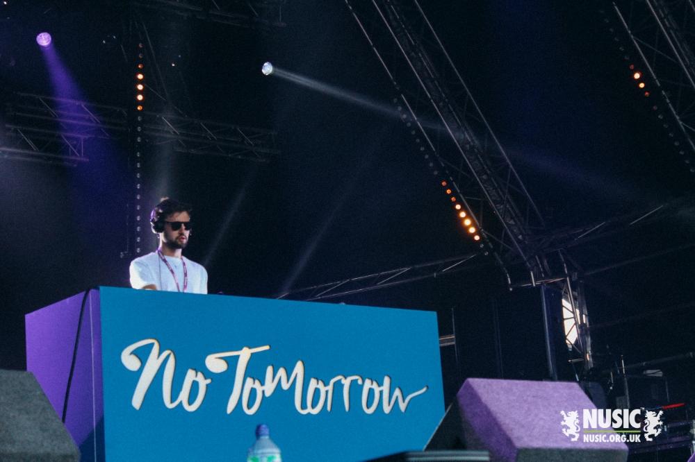 Philip George @ No Tomorrow Festival 2015