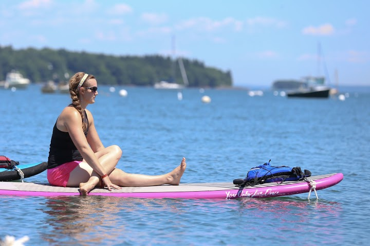 SUP Yoga - Please visit our SUP Yoga page for more details.