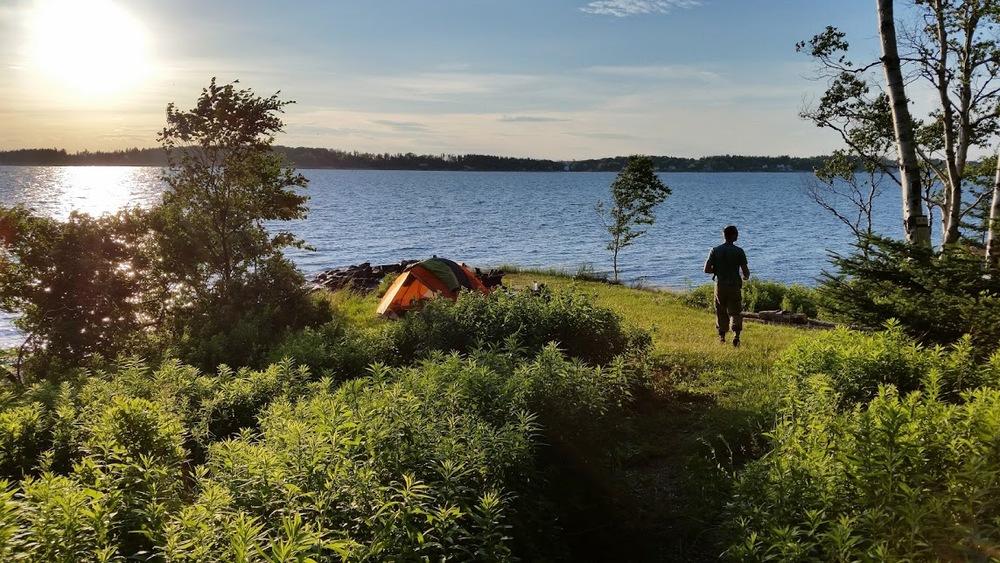 Copy of Sea Kayak Trip on the Maine Island Trail