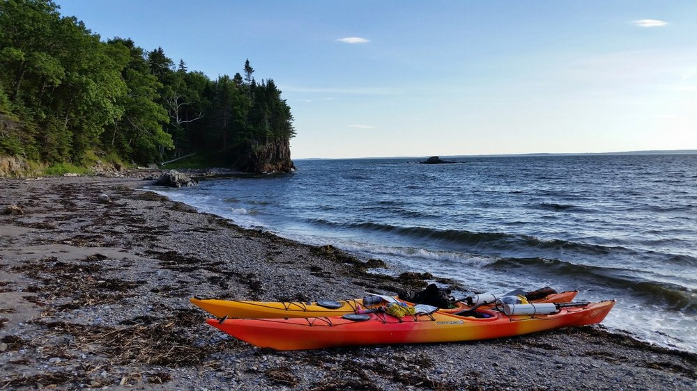Kayak Tour Multi Day Guide Maine