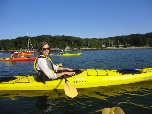 Sea Kayak Tours  -     AT THE EAST END BEACH IN PORTLANDExplore the most fascinating spots in Casco Bay on a guided sea kayaking tour.