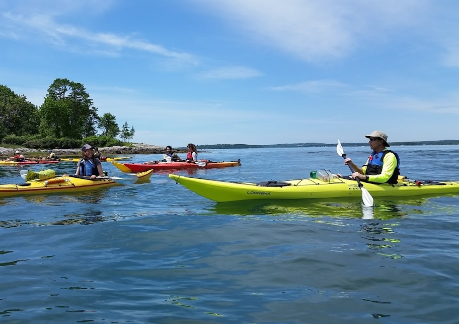 Intro to Sea Kayaking, Level II - 3 hours, Every other Saturday, 10:00 to 1:00$55 per person