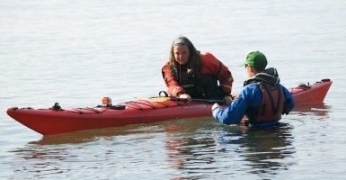Kayak Rescue Clinic - Sundays 10:30 - 1:30$55 per person