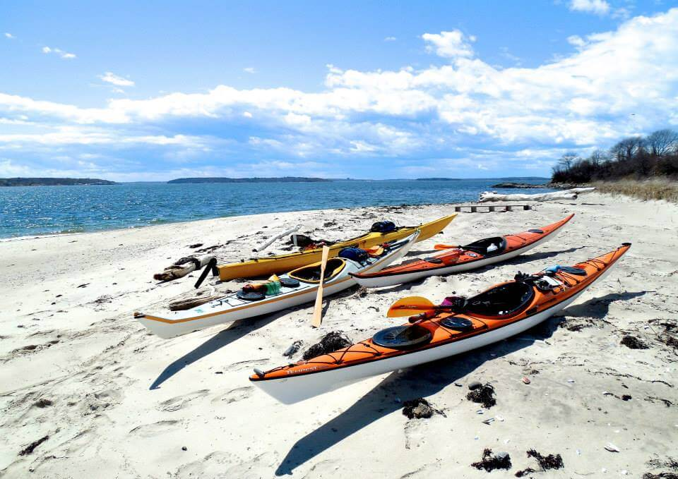Casco Bay Traverse - 2017 Trips: July 3-5, July 21-23, August 21-24, September 1-3 or by request