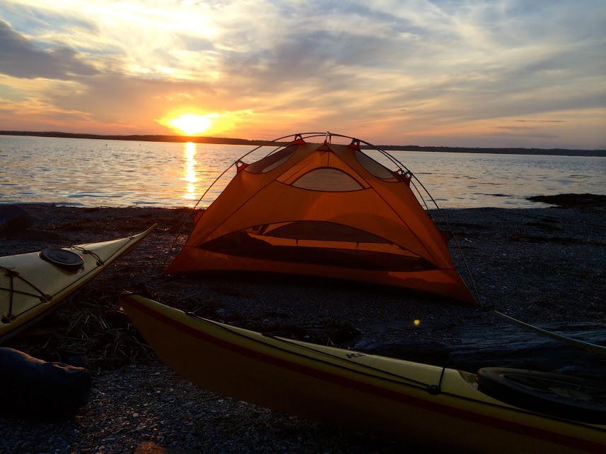Muscongus Bay Three-Day Expedition - July 18-20, August 16-18, or by request