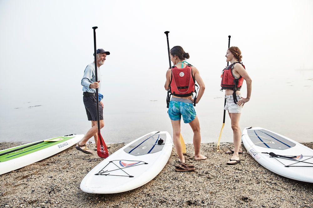 Intro to Stand-Up Paddling - Saturdays, 8:30-10:30 & Sundays 10:30-12:30$40 per person