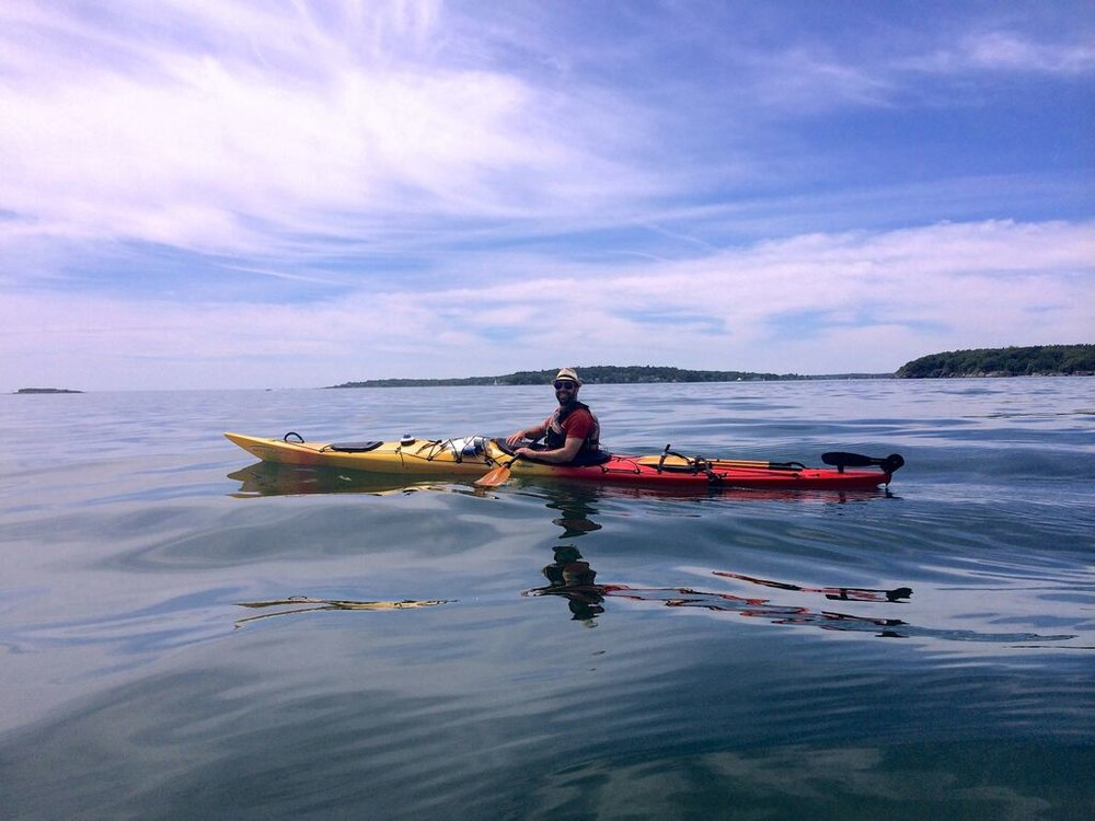 Richmond Island Kayak Tour - AT CRESCENT BEACH$50 per person, $40 for kids 12-161:30 PM, Saturdays & Mondays