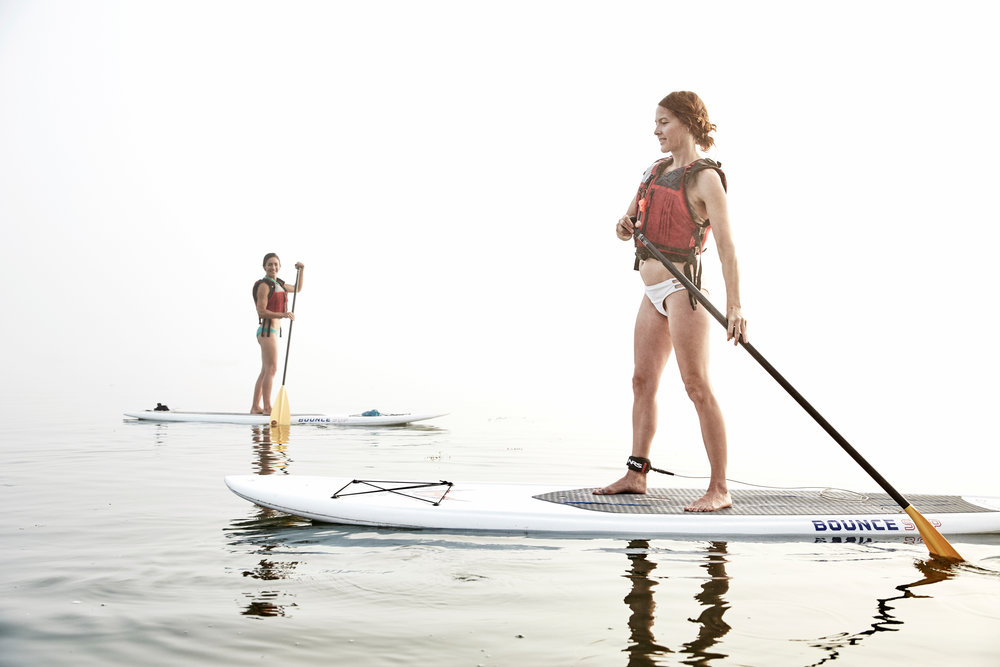 FREE SUP LESSONS  - Every Day at 11:30 at Crescent Beach State Park
