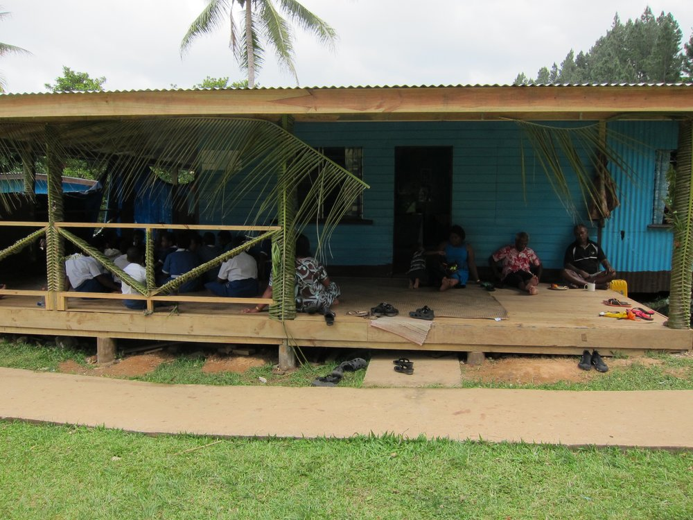 14   Lunch time for teachers and proctors, Kadavu Village.jpg