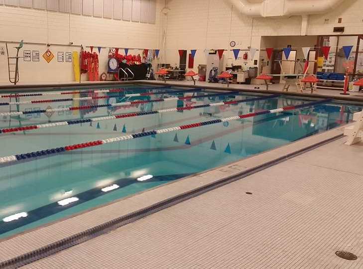 winter pool sessions -