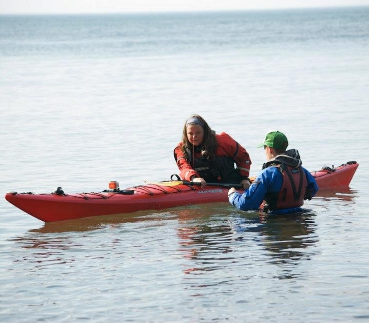 Sea Kayak Rescue Clinic -