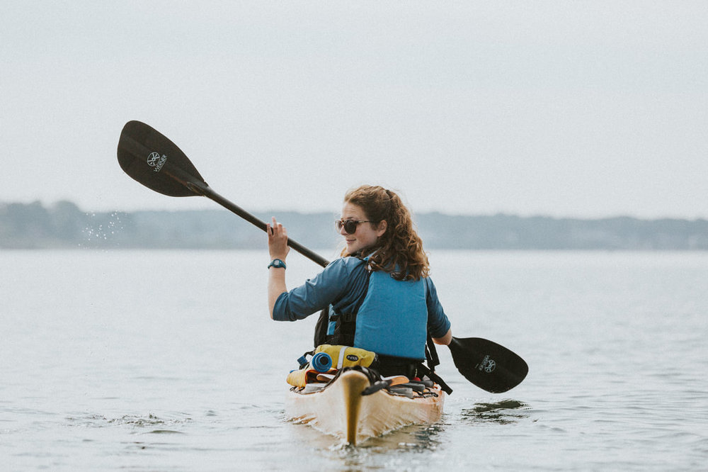 Sea Kayak Navigation  - June 30, 2018                                                                      10:00 am to  4:00 pm$80 per person