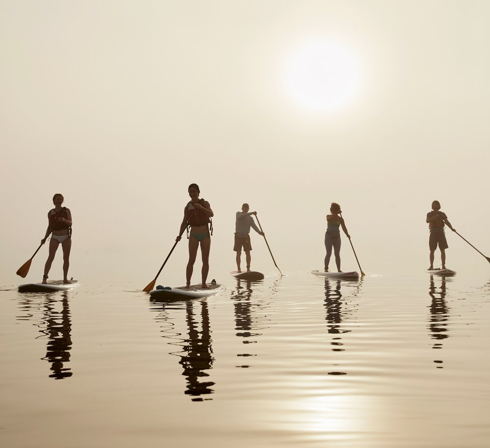 SUP TOur in Portland Harbor - 2 hours, $40 per person