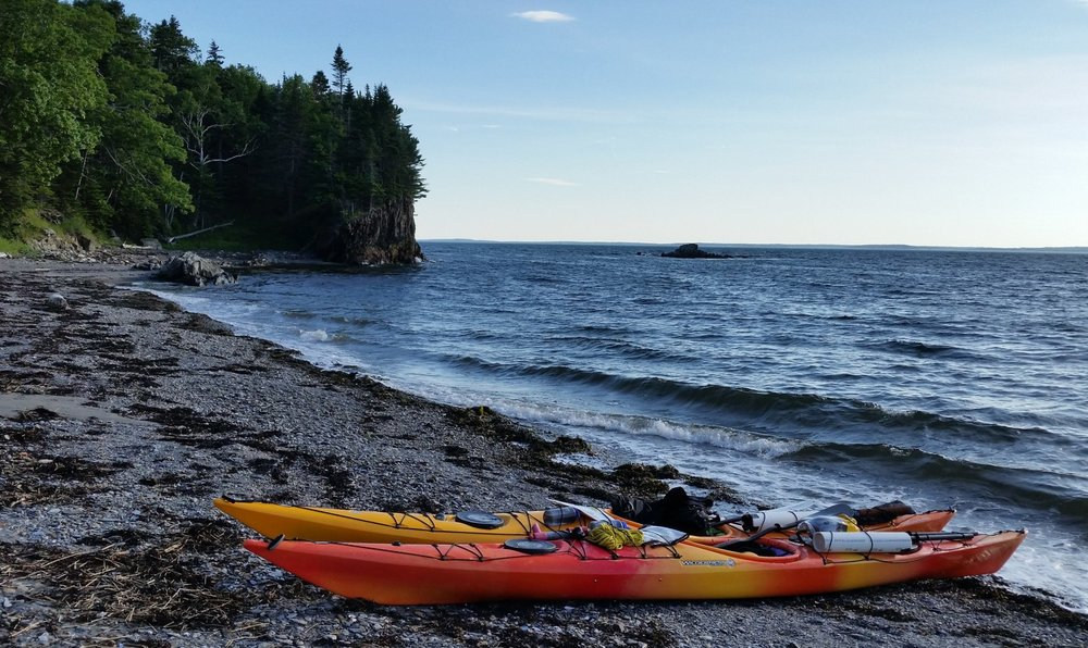 Multi-Day Sea Kayak Expeditions - 2 days or longer, starting at $225 per person