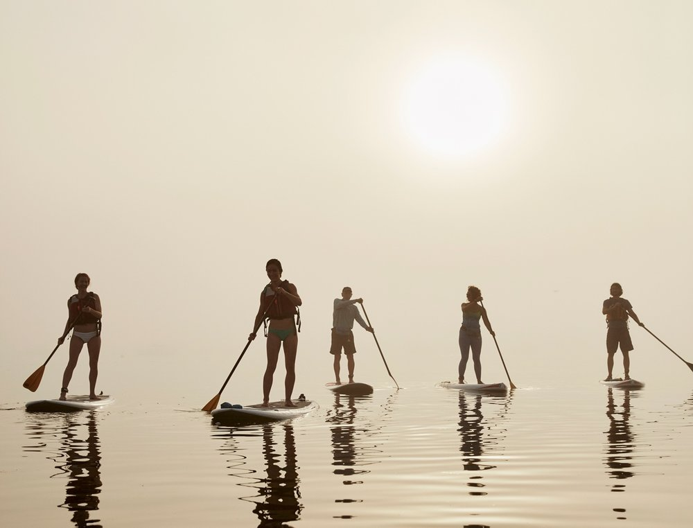 SUP PADDLE AT THE EAST END BEACH - 2 hours